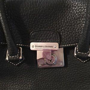 Vintage small Dooney & Bourke lock purse